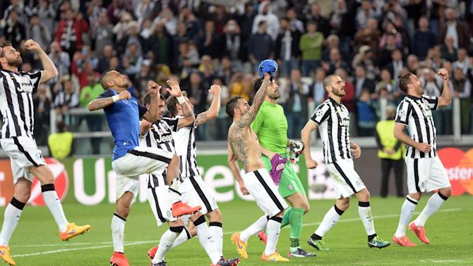 Juventus beats Monaco 1-0 in 1st leg of CL quarterfinal