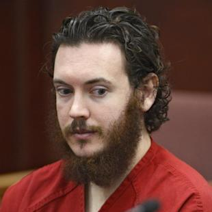FILE - In this June 4, 2013 file photo, Aurora theater shooting suspect James Holmes is seated in court in Centennial, Colo. Holmes faces trial starting on April 27, 2015, in the mass shooting in an Aurora, Colo., movie theater that left 12 dead and 70 wounded. (Andy Cross, Pool via AP, file)