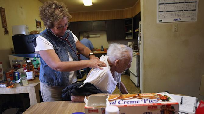 3. If you require or use home care services, you'll save money.