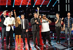 The Voice | Photo Credits: Lewis Jacobs/NBC