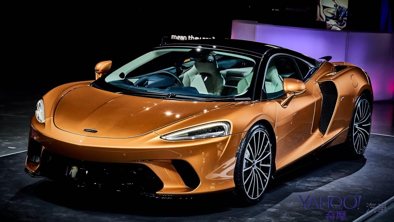 【新車圖輯】來場一吋長、一吋強的跑車浪漫旅吧!McLaren GT在台正式導入!