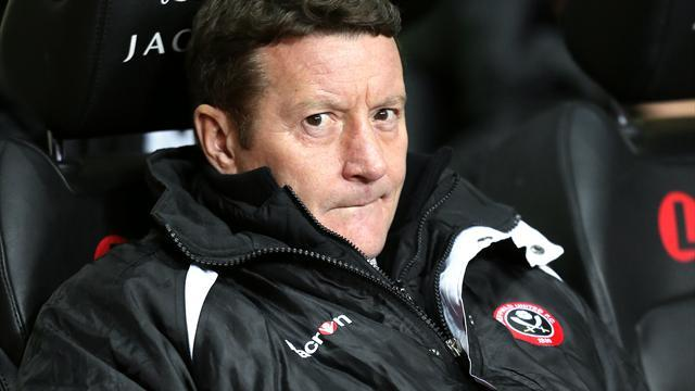 League One - Danny Wilson leaves Sheffield United