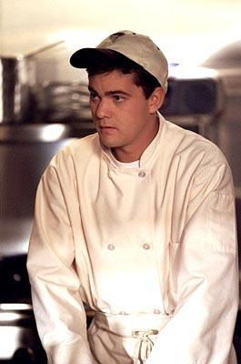 Joshua Jackson as Pacey in WB's Dawson's Creek
