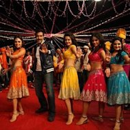 Sajid Khan Attempts National Integration With 'Himmatwala' Song
