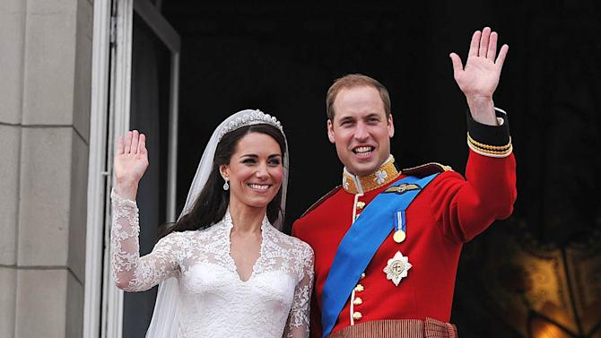 Middleton Prince William Wedding
