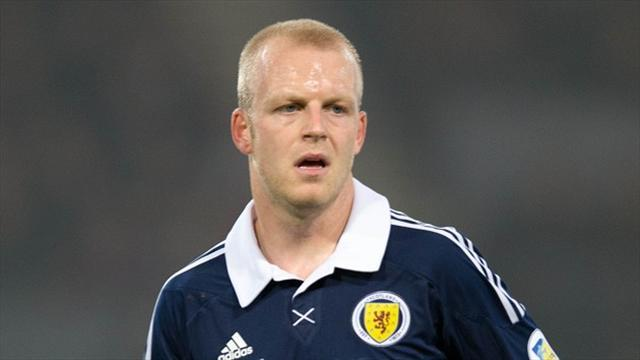 Football - Naismith hails Strachan impact