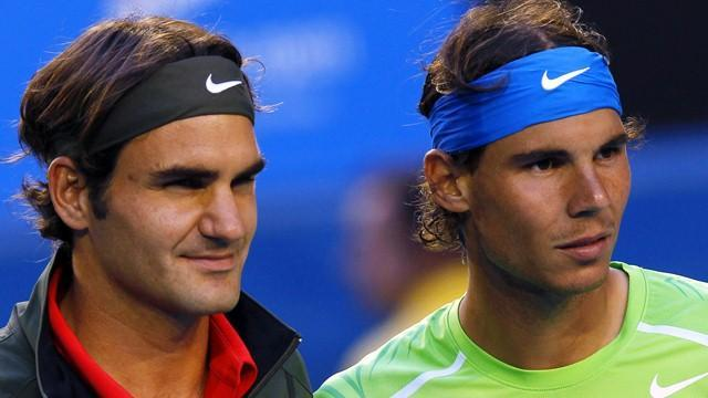 Tennis - Federer 'really excited' to have Nadal back