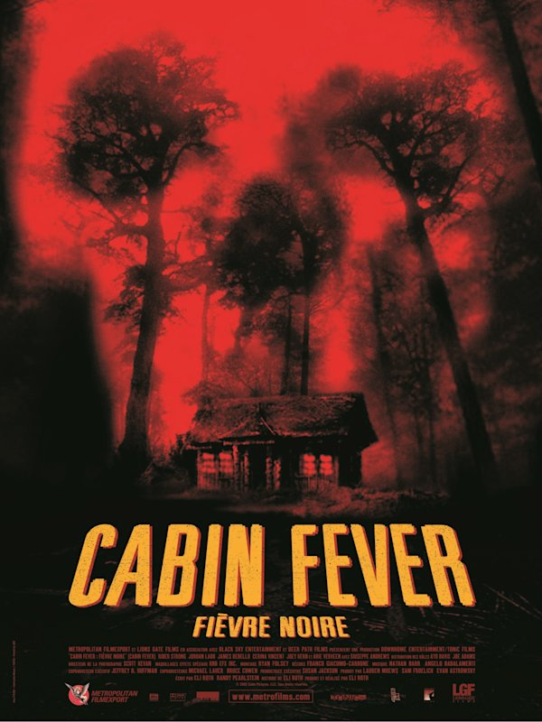 39 Cabin Fever 39 Remake To Recycle Original Script Yahoo News