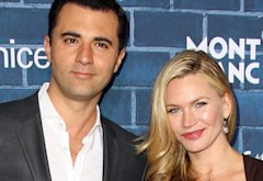 Darius Campbell and Natasha Henstridge | Photo Credits: Jonathan Leibson/Getty Images