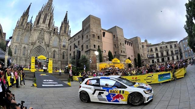 Spain Rally - Ogier takes dramatic victory in Spain