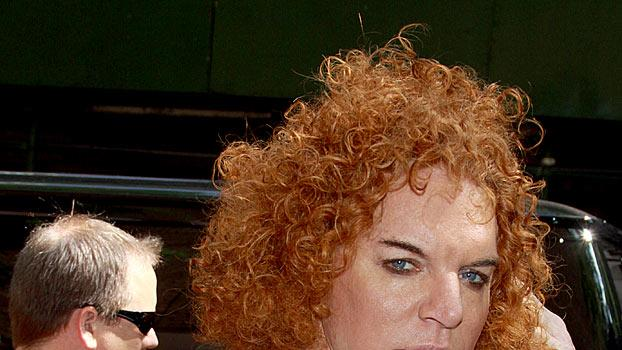 Carrot Top Regis And Kelly