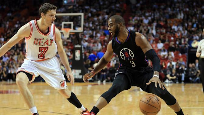 NBA scores 2016: Chris Paul is still one of the best point guards in the league