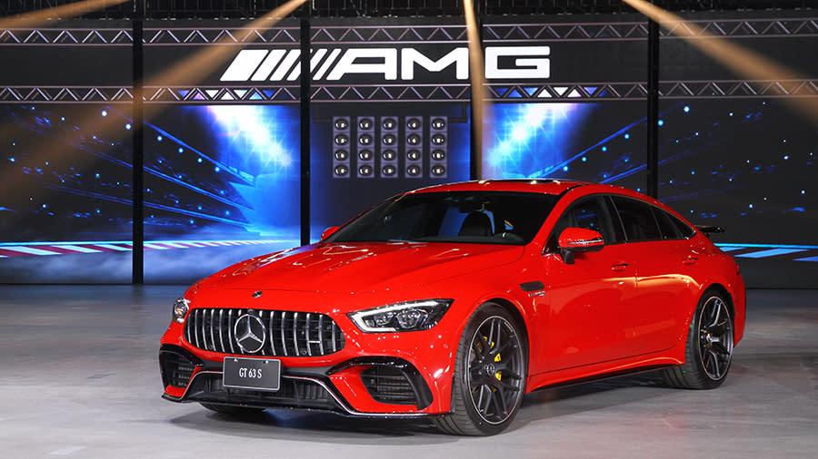 AMG極速再臨!GT驚豔4座 The new Mercedes-AMG GT 4-Door Coupé