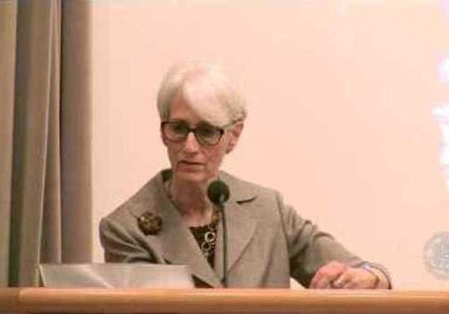 Wendy Sherman ( 圖 / Storyful )