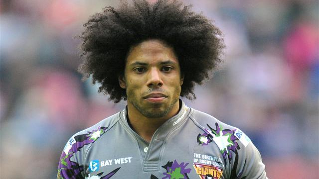 Rugby League - Brough inspires Huddersfield Giants to win