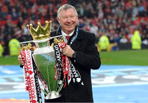 Alex Ferguson's retirement in 2013 was always going to leave an enormous void to fill at Old Trafford after the legendary Scot bowed out as a Premier League winner