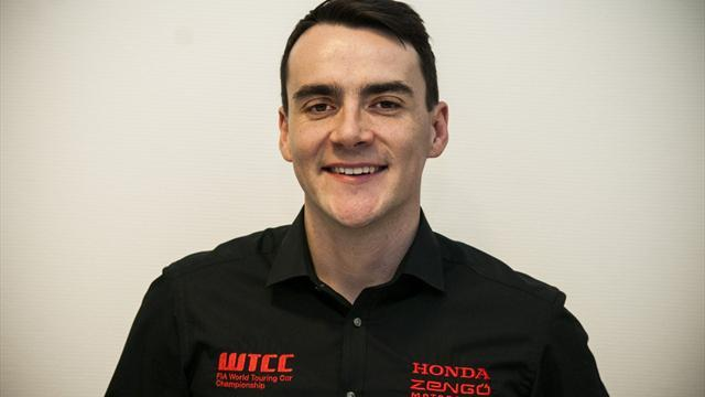 WTCC - Michelisz tests Honda Civic