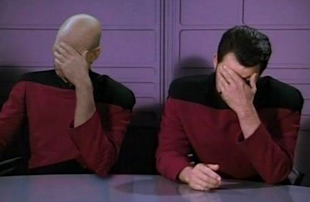 "Facepalm! 5 ""Don'ts"" for Social Selling image facepalm double"