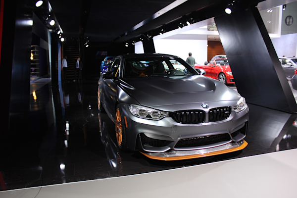 All 700 Examples Of Bmw S Water Injected M4 Gts Have Been