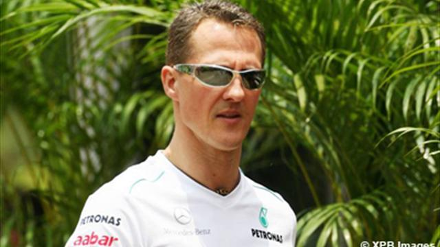 Formula 1 - Schumacher family 'believe strongly in recovery'
