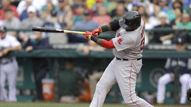 Ortiz homers helps Boston avoid sweep with 5-4 win