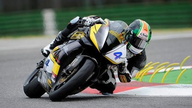 Superbikes - Imola WSBK: Kennedy happy with Supersport circuit debut