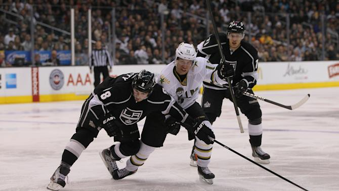 Dallas Stars v Los Angeles Kings