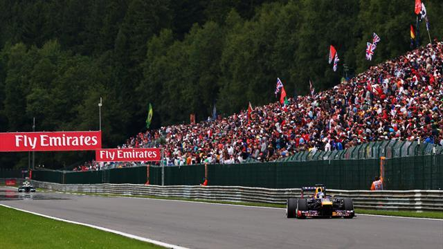Belgian Grand Prix - Red Bull taken aback by Spa dominance