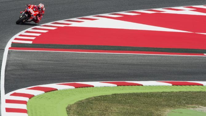 MotoGp Of Catalunya - Free Practice