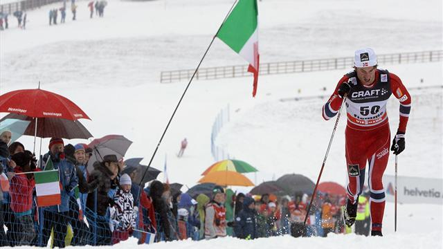 Cross-Country Skiing - Northug continues to rule the roost at Val di Fiemme