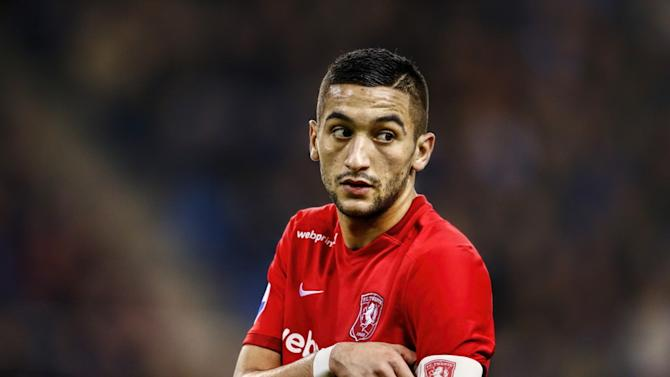 Roma tempted by Twente attacker