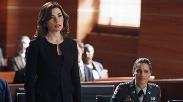 11/4 - The Good Wife