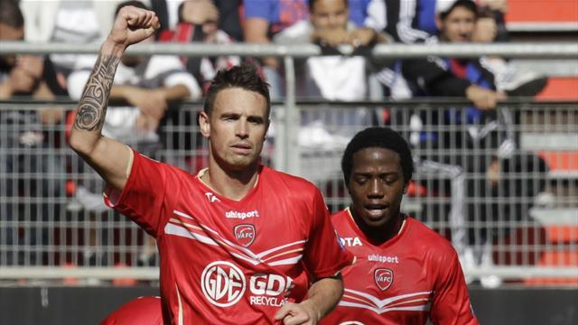 Ligue 1 - Le Tallec in Achilles injury