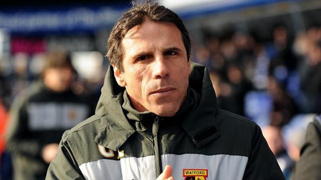 Championship - Zola slams officials after defeat against Millwall