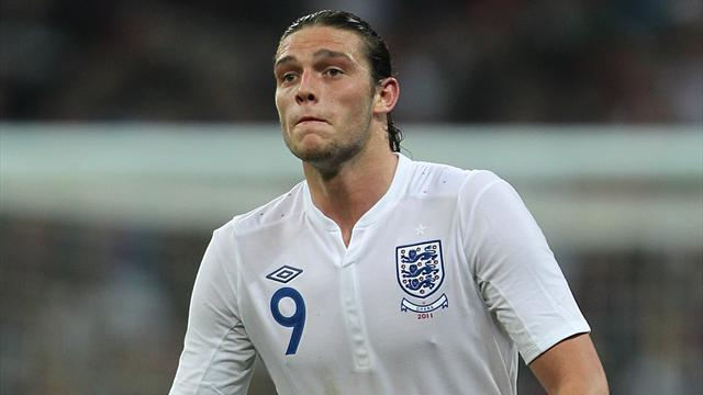 Injured Carroll to miss World Cup qualifiers