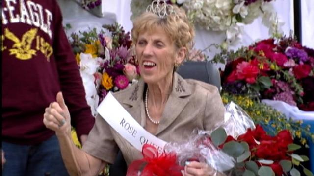 Grandma Gets 'Rose Parade' Wish
