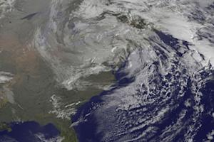 Was Superstorm Sandy Costlier than Hurricane Katrina?