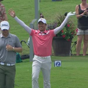 D.H. Lee's hole-in-one is the Shot of the Day