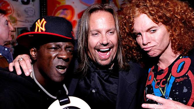 Flavor Flav Neil Carrot Top Vegas Bday