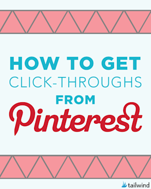 How To Get Click Throughs from Pinterest image click throughs1.png 480x600