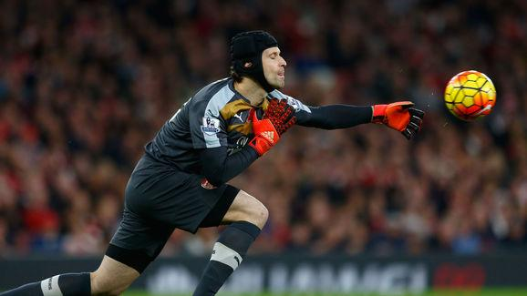 Petr Cech: Champions League Qualification Is in Our Hands