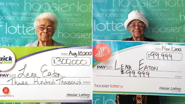 91-Year-Old's Luck: 2 Months, 2 Lottery Wins