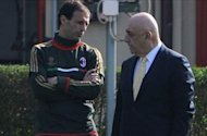 Galliani: Allegri will remain with Milan
