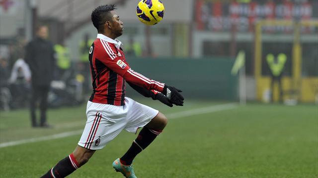 Italian Serie A - Robinho would ponder Milan exit