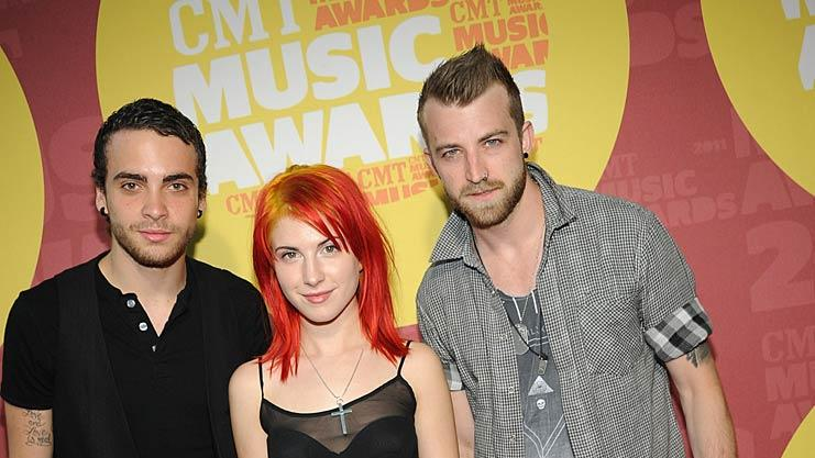 Paramore CMT Awards