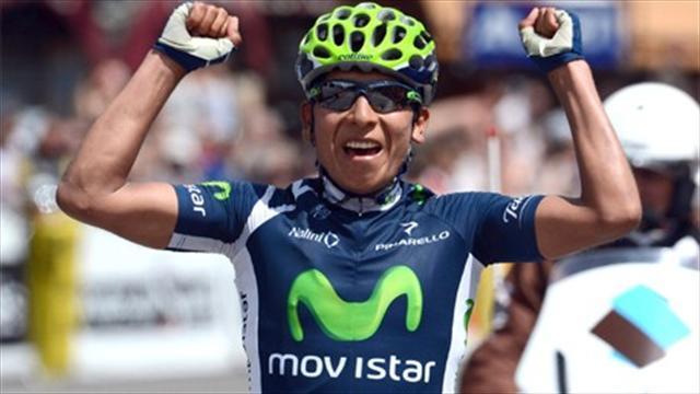 Cycling - Quintana gets the better of Wiggins in Catalunya