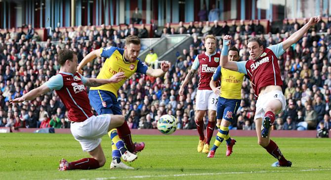 Video: Burnley vs Arsenal