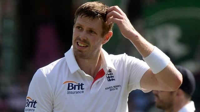Ashes - Rankin admits nerves ruined debut