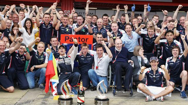 Spanish Grand Prix - F1 pack faces Spanish GP shake-up