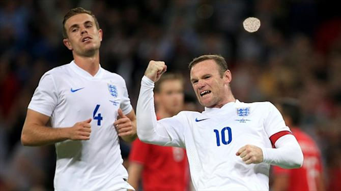 International friendlies - Rooney: We could have done better